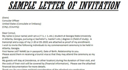 Professional notary service north york toronto notary public canada letter of invitation stopboris Choice Image